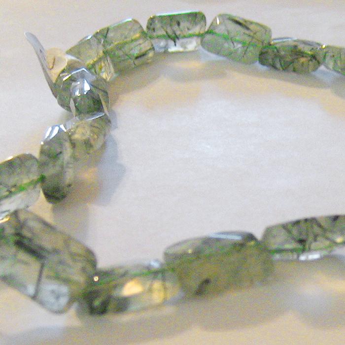 Tourm quartz
