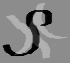 Simbelmyne initials